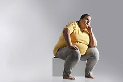 Obesity May Worsen Menopause Symptoms  1