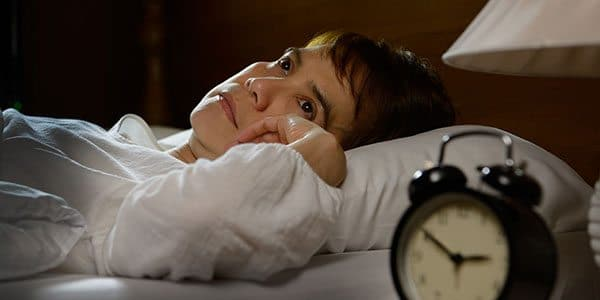 sleep disruptions a side effect of menopause 2