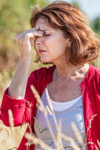 When Those Hot Flashes Aren't Due to Menopause?