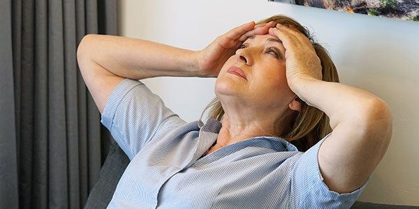 menopause associated with high frequency headaches in women with migraine prevalence 3