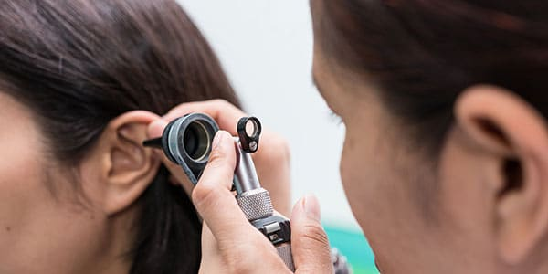 hearing loss and hormone replacement in menopausal women
