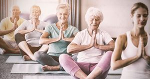 Hypnosis, Yoga and Mindfulness for Overcoming Menopause Symptoms 1