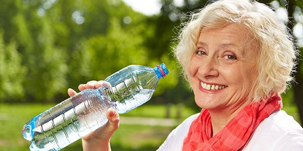 increased risk of dehydration in seniors 2