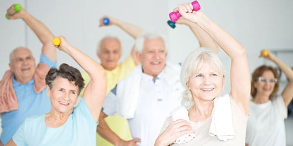 physical activity later in life and the role on cognitive function 2