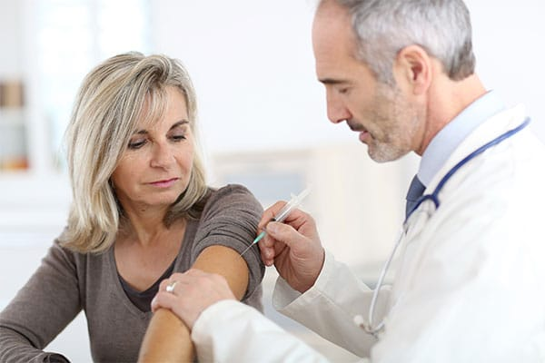 important health screening and vaccinations during menopause and beyond 2