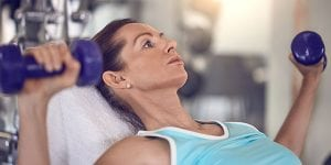 Weight Training: A Possible Option for Remaining Youthful
