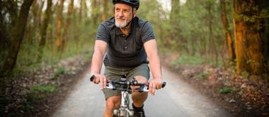 Cycling May Help Slow Aging and Delay Male Menopause 1