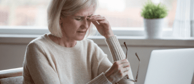 Dryness of Eyes, Mouth and Skin, a Sign of Early Menopause 1