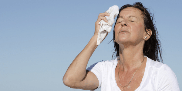 Pregnancy Complications Linked to More Severe Menopausal Hot Flashes 1