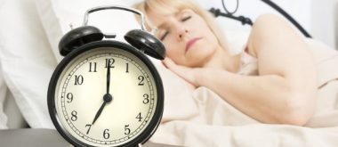 Daylight-Saving Time and Menopausal Sleep Disturbances 1