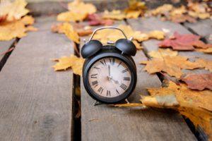 Daylight-Saving Time and Menopausal Sleep Disturbances