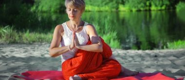 Yoga Poses to Ease Menopause