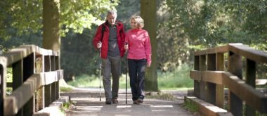 How Walking May Help Turn Back Time 1