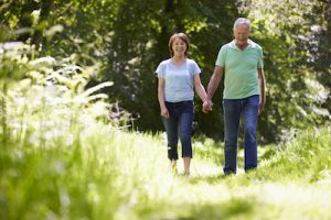 How Walking May Help Turn Back Time